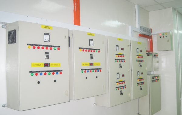 Refrigeration Control Circuit Panel