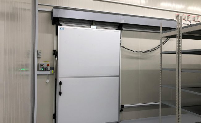 Bio Rad Auto Sliding Door ( 2 )