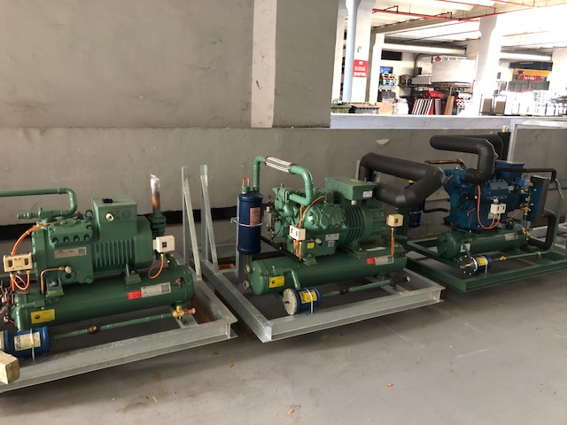 Condensing Unit ( Bitzer & Frascold )
