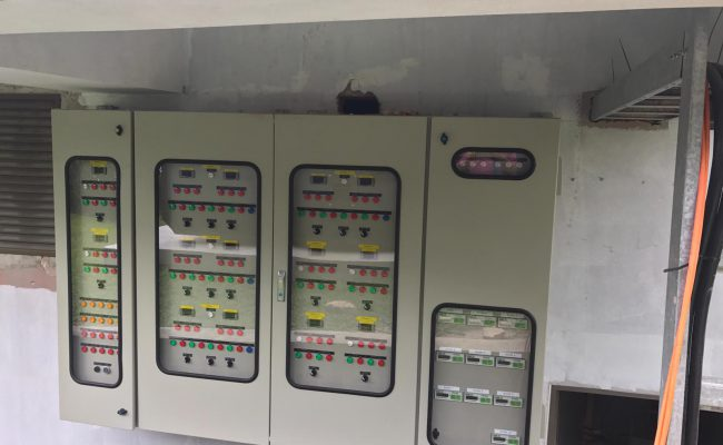 Hersing Kitchen Phase 1 ( Control Panel )